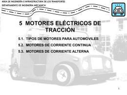 FERROCARRILES Y TRACCION ELÉCTRICA