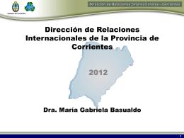 DRI Ctes- - Mercosur ABC