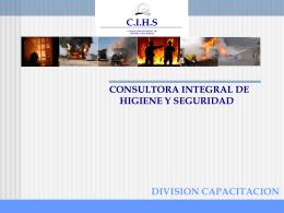 Presentación Institucional Capacitación de Empresas