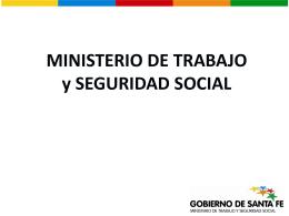Comités de salud y seguridad - Sindicato de Trabajadores
