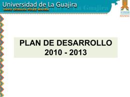Diapositiva 1 - Universidad de La Guajira