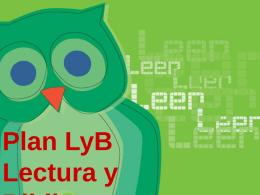 Plan LyB - Junta de Andalucía