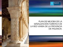 plan provincial señalizacion turistica conforme proyecto