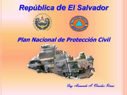 Presentacion Plan Nacional PC