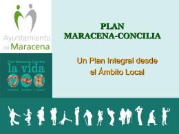 Diapositiva 1 - Plan Maracena Concilia