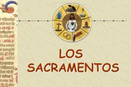 Los Sacramentos - Presentaciones.org