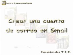 CrearCuentGmail