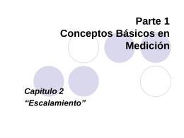 Parte 1 Conceptos Básicos en Medición