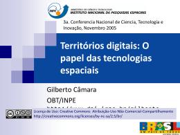 Territórios Digitais - DPI