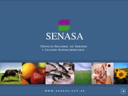 Exposición SENASA - Embajada Argentina en Paraguay