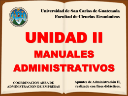 admon 2 manuales administrativos
