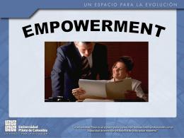 Presentacion Empowerment
