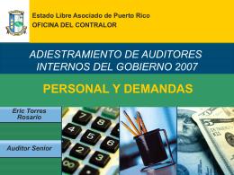 02 Personal y Demandas - Oficina del Contralor General de Puerto