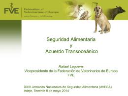 Seguridad Alimentaria y Acuerdo Transoceánico