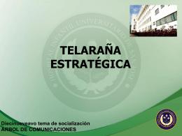 TELARAÑA ESTRATÉGICA
