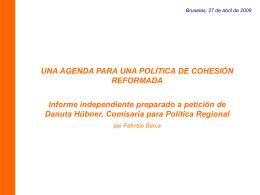 3. La reforma