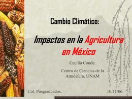 conde - LPI8 Impacto y mitigacion del cambio climatico