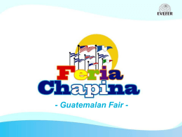 What are The Guatemalan Fairs of 2008?