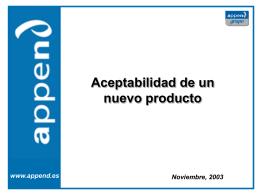 La investigación aplicada al lanzamiento de productos