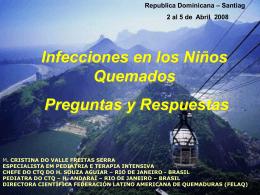 Dr. Cristina Serra - Chile