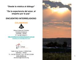 PROGRAMA DEFINITIVO ENCUENTRO INTERRELIGIOSO – copia