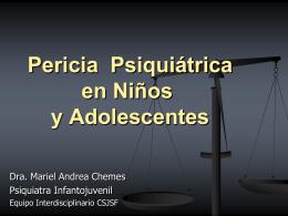Dra. Patricia Méndez Lissi - Poder Judicial de la Provincia de Santa Fe