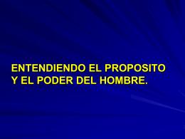 TEMA: El Afán: - Iglesia Vida con Proposito
