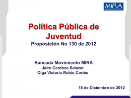 información - Concejo de Bogotá