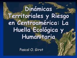 Dinámicas Territoriales, Cambio Climático y Gestión del