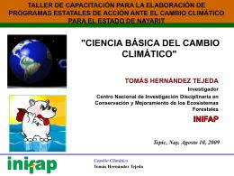 Tomás Hernández Tejada- UAN (10-AGO-09)