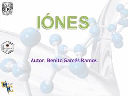 Iones en el suelo - Portal Académico del CCH