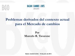 Dr. Marcelo Tavarone