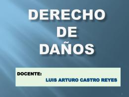 DERECHO DE DAÑOS