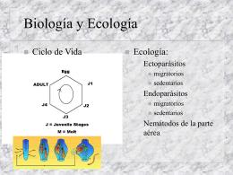Biología y Ecología