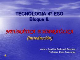 NEUMÁTICA (introducción)