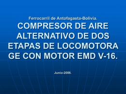 Compresor Aire FCAB