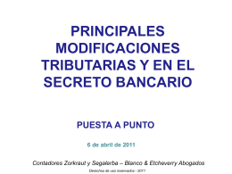 Contadores Zorkraut y Segalerba – Blanco & Etcheverry Abogados