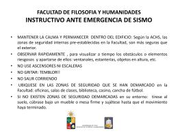 Instructivo de emergencia