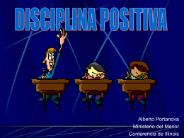 Disciplina Positiva Track 2