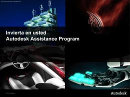 Presentación de Autodesk Assistance Program