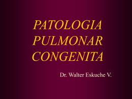 6-Pat.Pulmonar Congénita(enf)