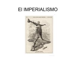 El IMPERIALISMO - ies cabo blanco