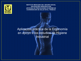 ENF. PROFESIONALES Y ERGONOMIA