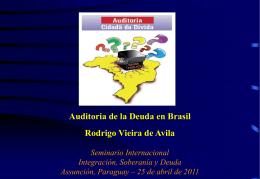Slide sem título - Auditoria Cidadã da Dívida