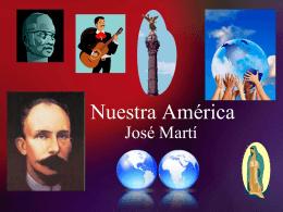 Martí y el modernismo