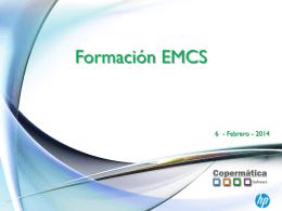 EMCS – operaciones interiores