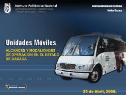 UM_25 abril08_lanzamiento oficial Oaxaca