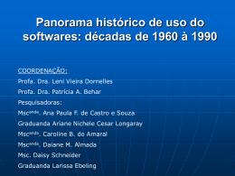 Os primeiros jogos para computador e a introdução - NUTED