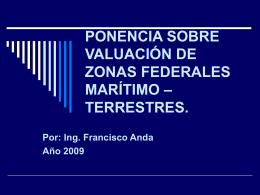 Que es una Zona Federal Marítima-Terrestre? - Covea