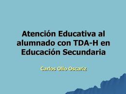 TDA-H - CIP Donapea
